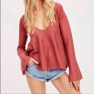 Free People Sundae Pullover Sweater